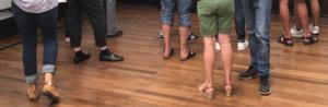 Feldenkrais - Stehende Füße